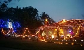 Lions Christmas Light Drive 16 December 2013
